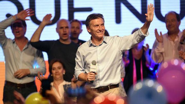 Un fallo judicial permite a Macri anticipar el inicio de su mandato