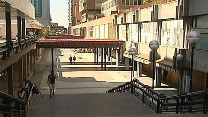 Comienza la remodelación del complejo de Azca, prevista hasta 2017