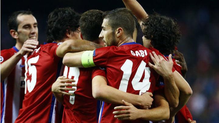 El Atlético quiere estar en la pelea por todos los títulos