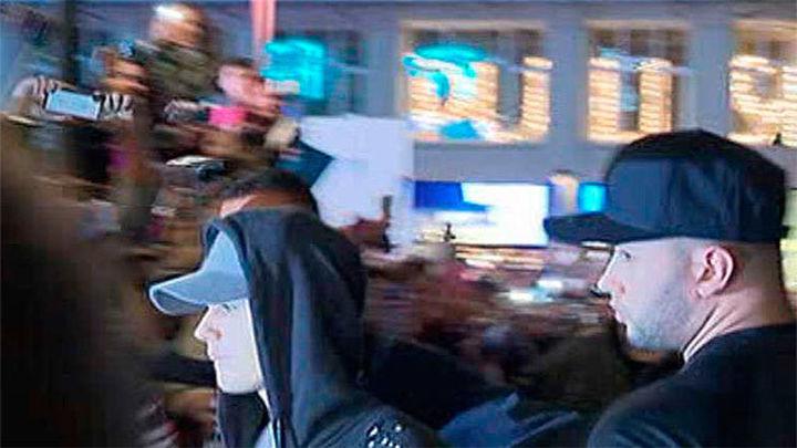 Los seguidores de Justin Bieber colapsan la Gran Vía por verle