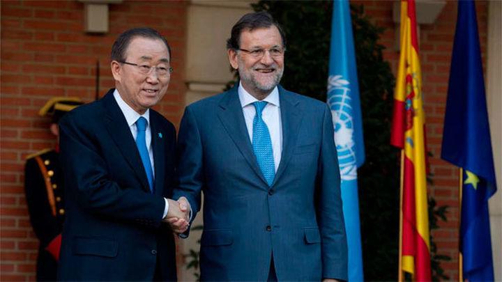 """Ban Ki-moon insta a pensar en lo refugiados """"con solidaridad, no como cifras"""""""