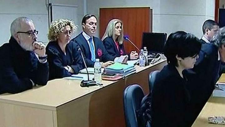 Rosario Porto y a Alfonso Basterra, culpables de la muerte de su hija Asunta