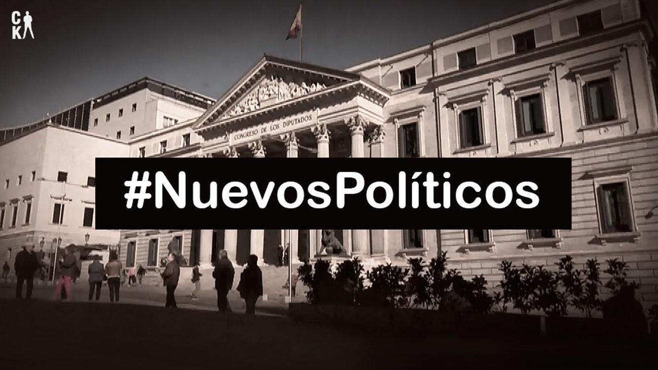 Ciudadano Cake: Nuevos políticos
