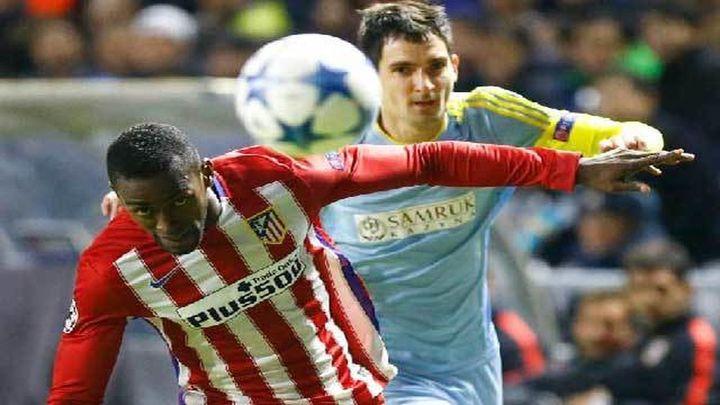 0-0. El Atlético se atasca en Astana