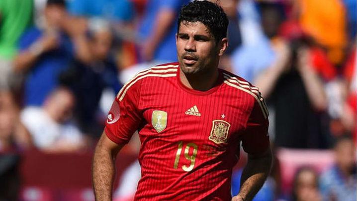 Diego Costa y Koke vuelven para los amistosos ante Inglaterra y Bélgica