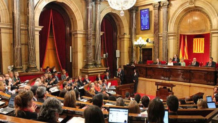 El Parlament vota este lunes la ruptura con España con Mas aún en el alero