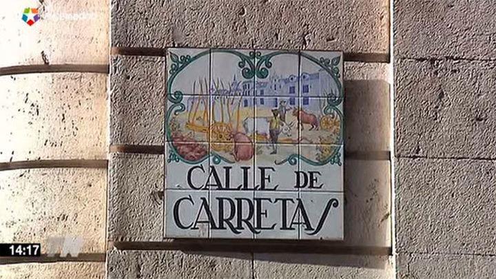 El Ayuntamiento quiere peatonalizar Carretas y un carril bici en Atocha