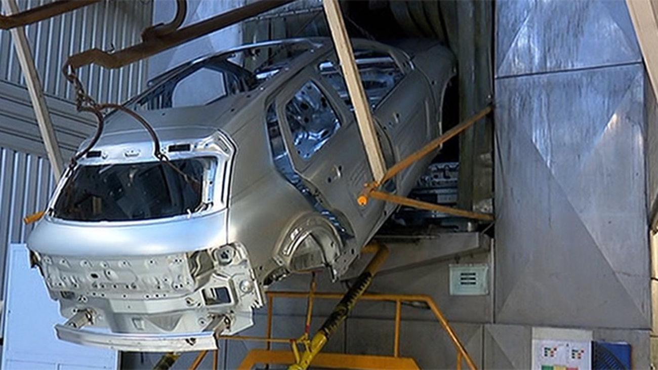 Así es la fábrica de montaje del Citroën C4 Cactus en Madrid