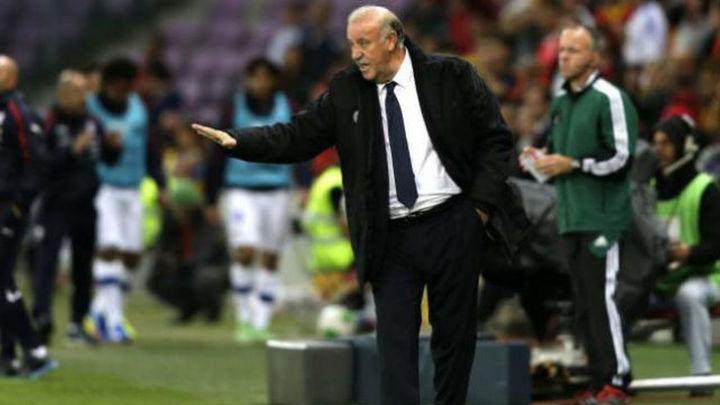 """Del Bosque: """"Para la selección no es malo que me vaya"""""""