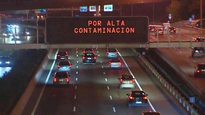 Madrid descarta de nuevo restricciones al tráfico al no superar este miércoles los niveles