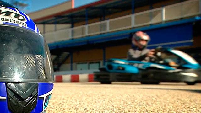 Circuito Karts Santos De La Humosa : Los santos de la humosa un karting cuna grandes