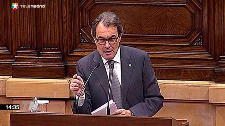 El Parlament rechaza investir a Mas por segunda vez tras el 'no' de la CUP