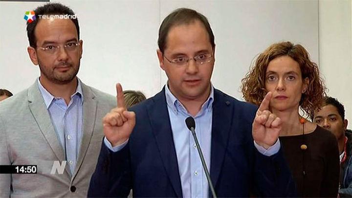 """Luena (PSOE): """"Lo único"""" que ha conseguido Mas es """"dividir"""" a la sociedad catalana"""