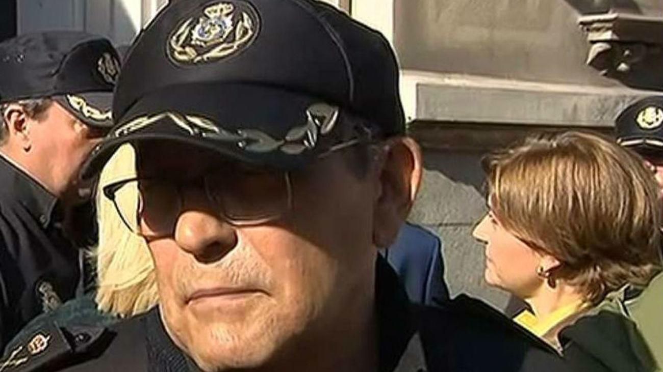 El GEO libera a un hombre secuestrado en Parla durante 28 horas por una deuda