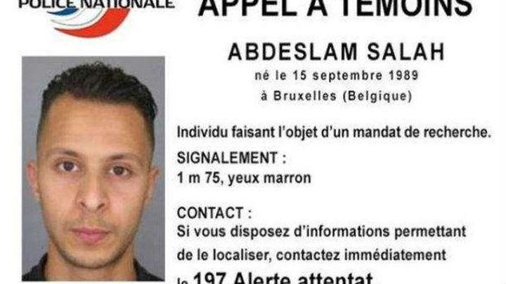 Sitúan al terrorista fugado cerca del estadio donde se iba a jugar el Bélgica-España