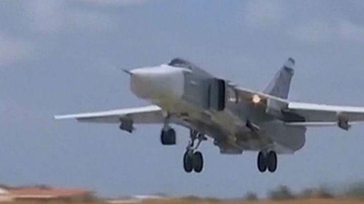 Mueren 33 miembros del Estado Islámico en 3 días de bombardeos galos en Al Raqa en Siria