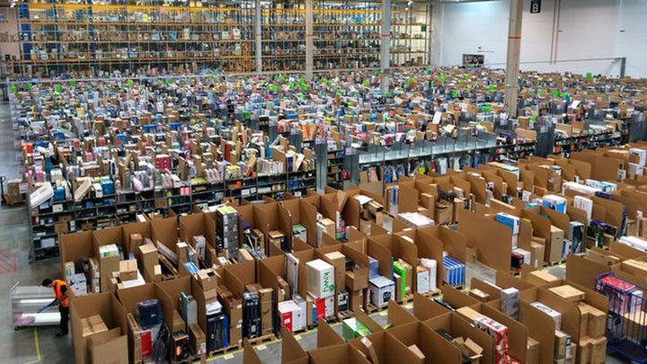 Amazon duplicará su centro logístico en Madrid y creará 1.000 nuevos empleos