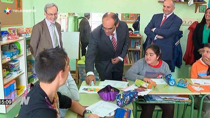 """El consejero de Educación apuesta por una """"mejora presupuestaria en Educación"""""""