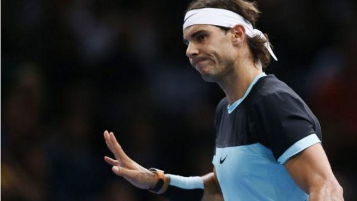 Djokovic deja a Nadal sin final del Master de Londres
