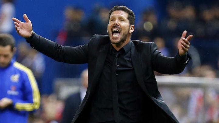 """Simeone afirma que el objetivo es """"intentar siempre"""" superarse"""