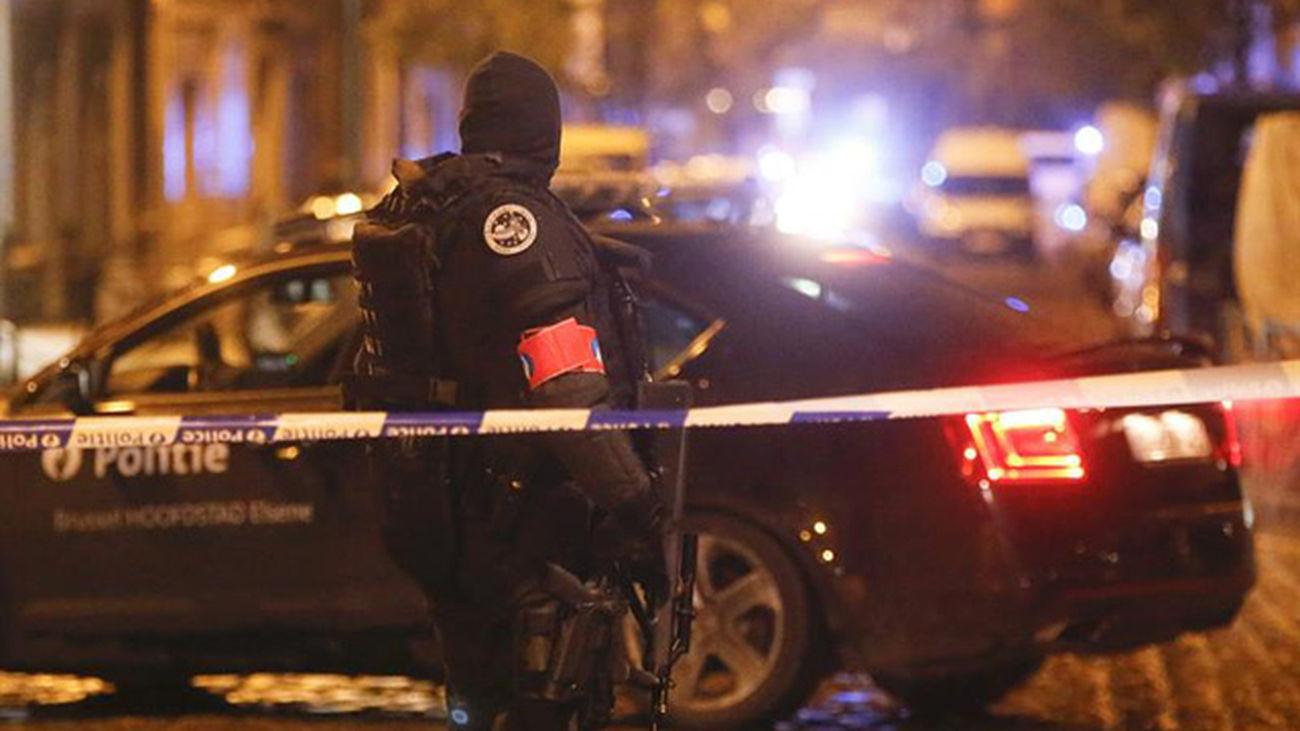 La policía belga
