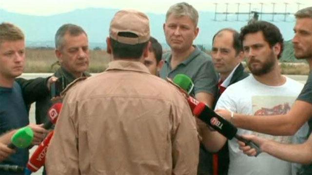 El piloto ruso derribado por Turquía