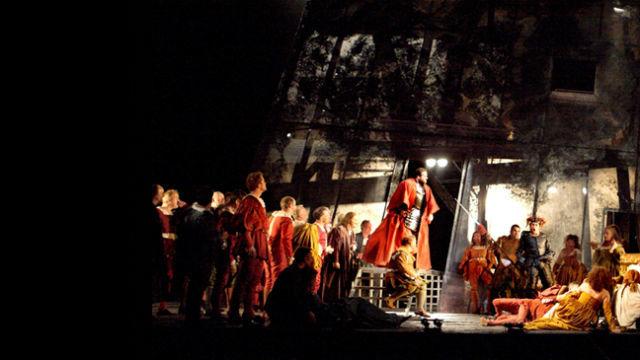Rigoletto en el Teatro Real