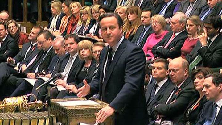 """Cameron: """"El Reino Unido no se puede permitir inhibirse ante el Estado Islámico"""""""
