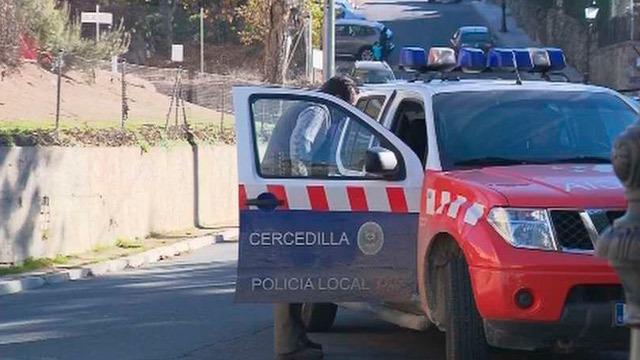 Policia local de Cerdecilla