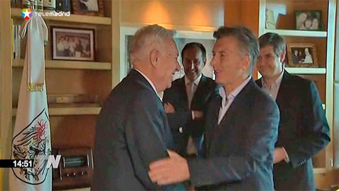 Margallo asegura relaciones espectaculares con la nueva Argentina de Macri