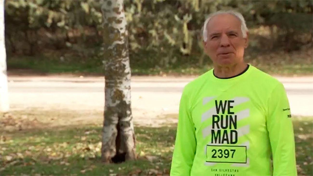 Javier Cupeiro, un runner con experiencia