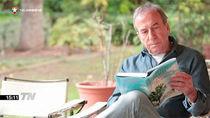 José Luis Perales publica su primera novela: 'La melodía del tiempo'