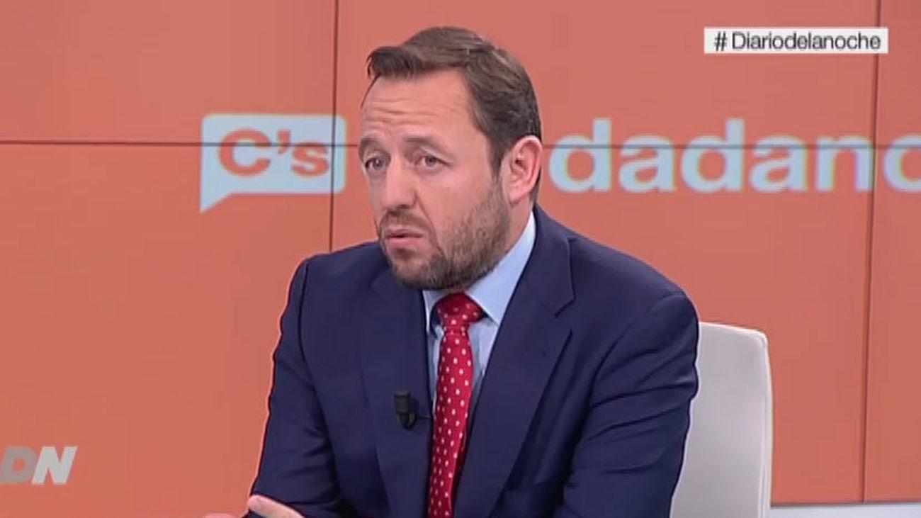 Entrevista a Francisco de la Torre, número dos de Ciudanos por Madrid