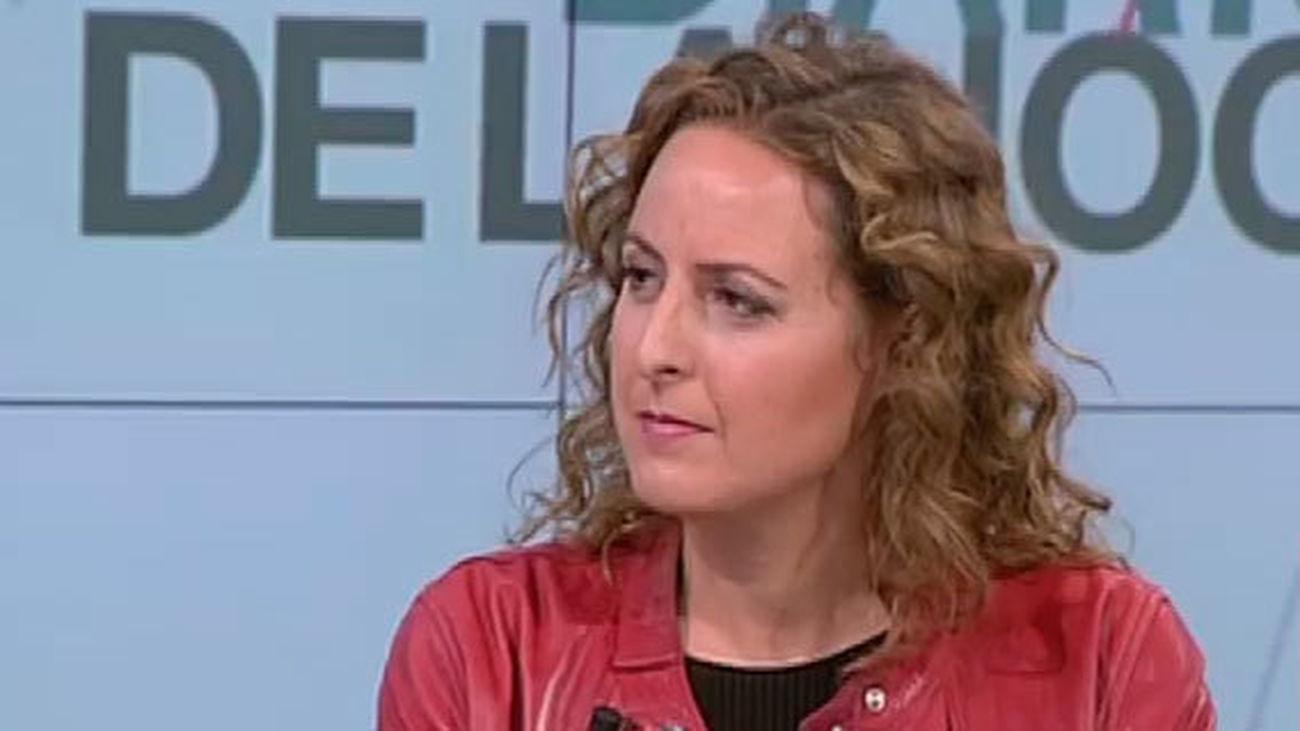 Entrevista a Carlota Merchán