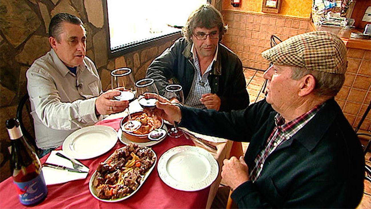 Rozas de Puerto Real: Comiendo con El Pali en Casa Antonio