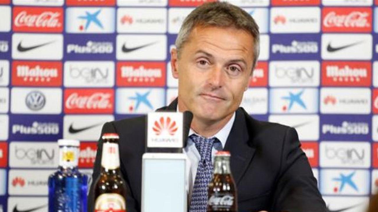 """Escribá: """"Vamos al Bernabéu con todas nuestras alertas encendidas"""""""