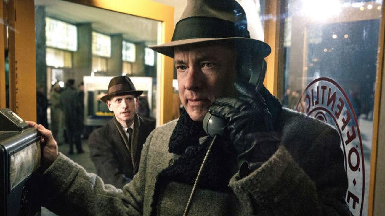 'El puente de los espías', de Spielberg, y 'En el corazón del mar', en cines