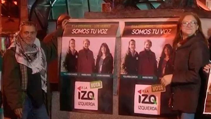 """Pato (Por la Izquierda-Los Verdes): """"Queremos hablar de ecologismo"""""""