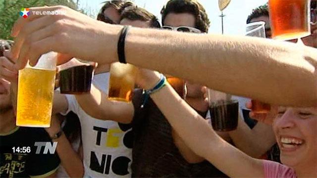 Alcohol y jóvenes, una mala combinación