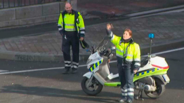 Agentes de movilidad de Madrid convocan una huelga para los próximos cuatro fines de semana