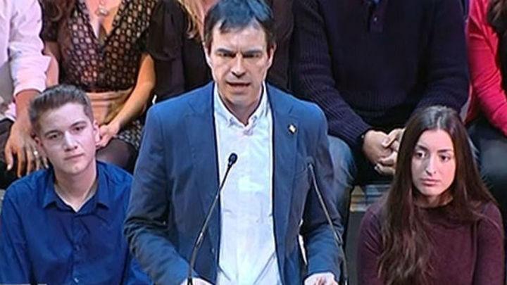 UPyD aboga por una reforma de la Constitución que evite la ruptura de España