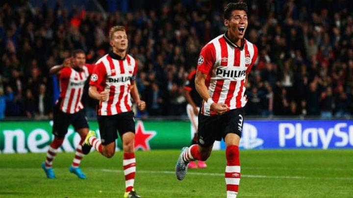 El campeón holandés, de De Jong y Guardado, desafía al Atlético