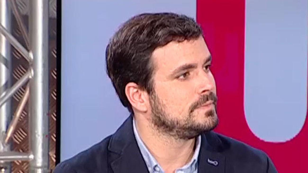"""Garzón: Un debate """"muy bronco"""" con """"ausencias de los problemas cotidianos"""" de los ciudadanos"""