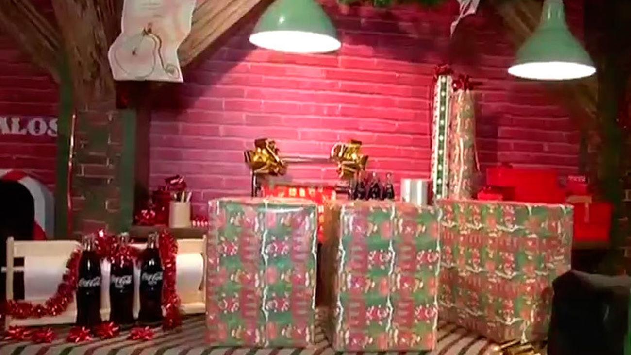 La casa de Papá Noel está en Madrid