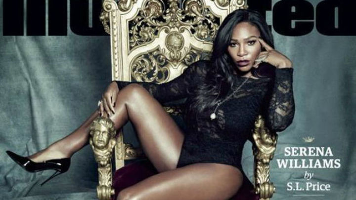 Serena Williams, 'Mejor Deportista del Año'