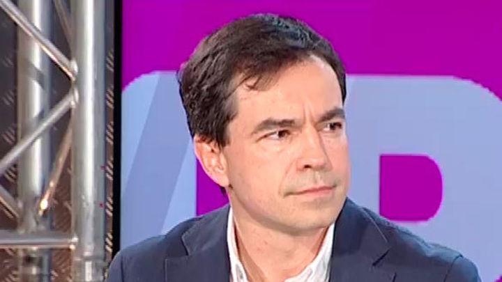 """Herzog: """"PP y PSOE son corresponsables de la corrupción política brutal del país"""""""