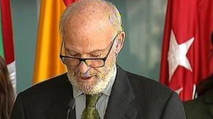 Echeverría presenta su dimisión irrevocable
