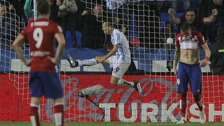 1-0. Un gol de Charles deja al Atlético sin liderato