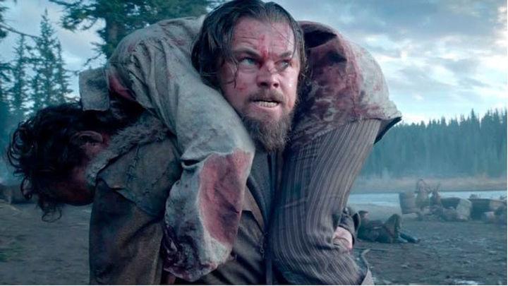 DiCaprio presenta en Los Ángeles 'El Renacido'