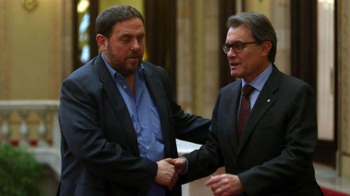 Oriol Junqueras renuncia a la alcaldía de Sant Vicenç dels Horts
